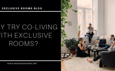 Why Try Co-Living With Exclusive Rooms?